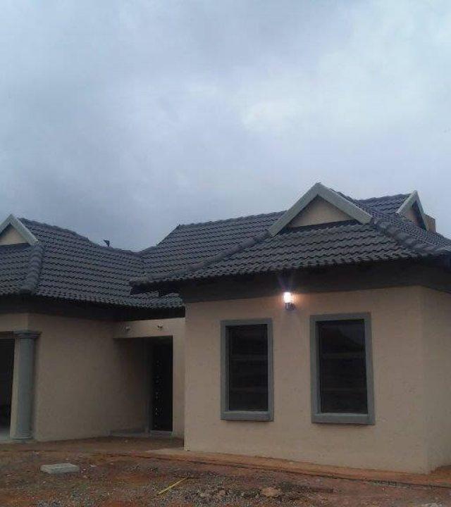 pretoria new house